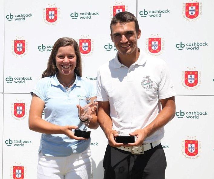 3º Torneio Circuito Cashback World- Pedro Lencart e Leonor Medeiros ganham em Espinho