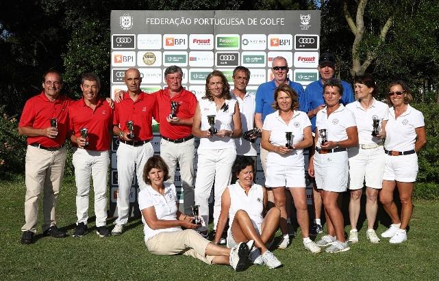 Campeonato Nacional de Clubes Seniores – Aroeira e Estoril tricampeões nacionais