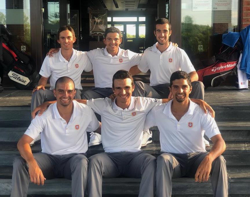 European Amateur Team Championship, Div. 2 – Primeiro objetivo cumprido e agora segue-se a Itália nas meias-finais