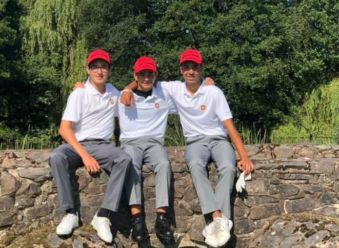English U14 Boys' Open Amateur Stroke Play – Pedro Freitas com partida brilhante em Trentham