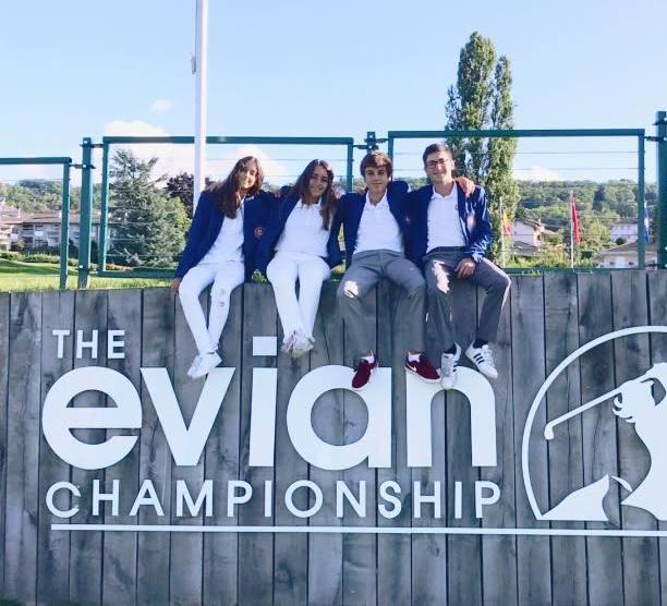 The Evian Juniors Cup – Alberto Costa Marques em 7.º com uma volta por disputar