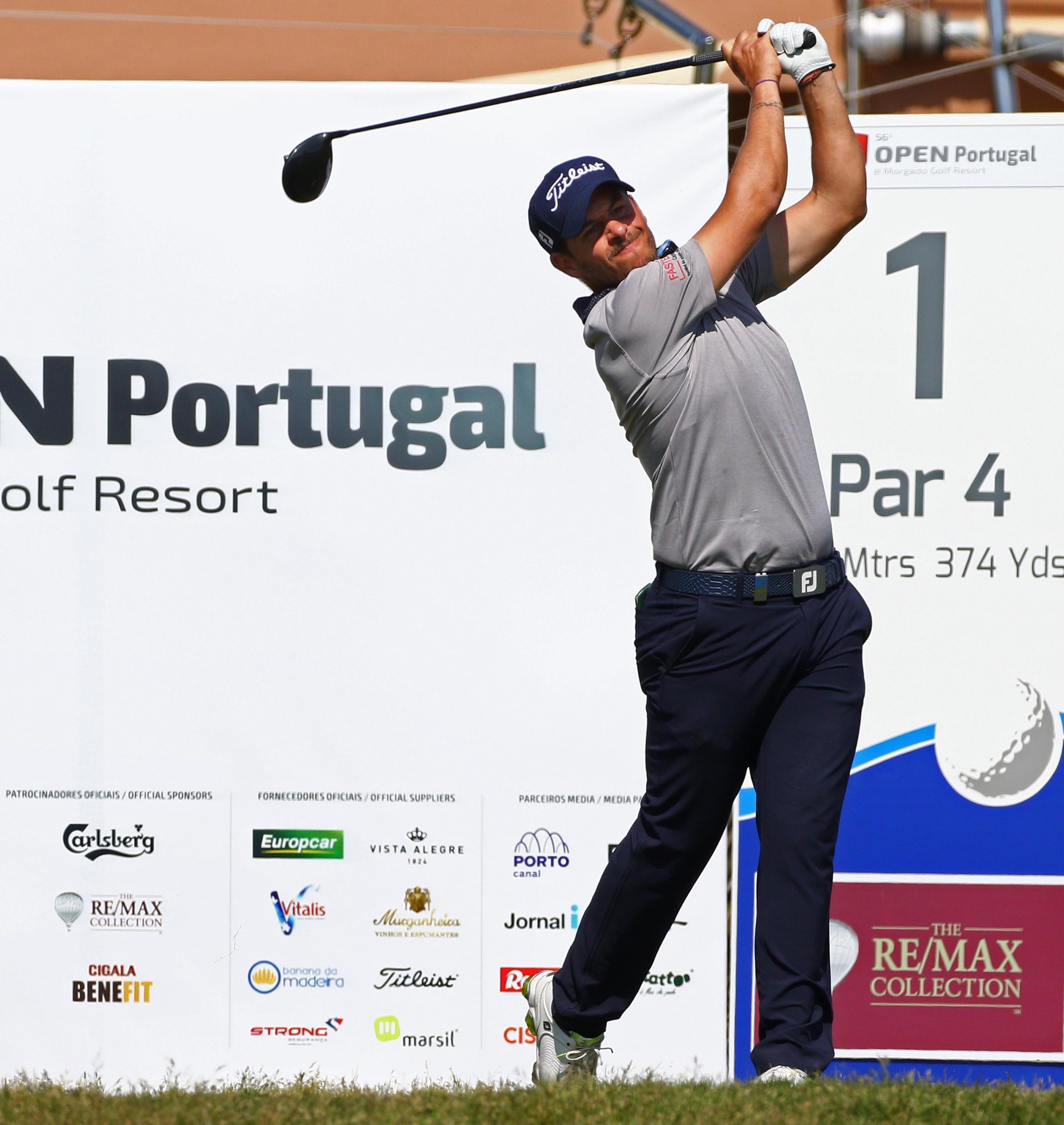 57.º Open de Portugal @ Morgado Golf Resort  – RECORDE DE 18 PORTUGUESES COM RICARDO SANTOS E FILIPE LIMA ENTRE O LOTE DE FAVORITOS