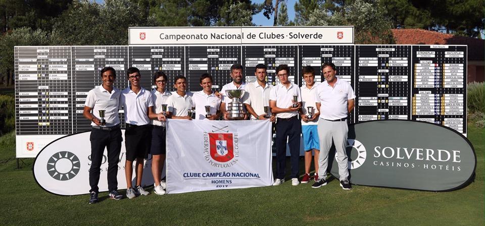 Campeonato Nacional de Clubes Solverde – Miramar opera reviravolta para se sagrar bicampeão nacional de clubes