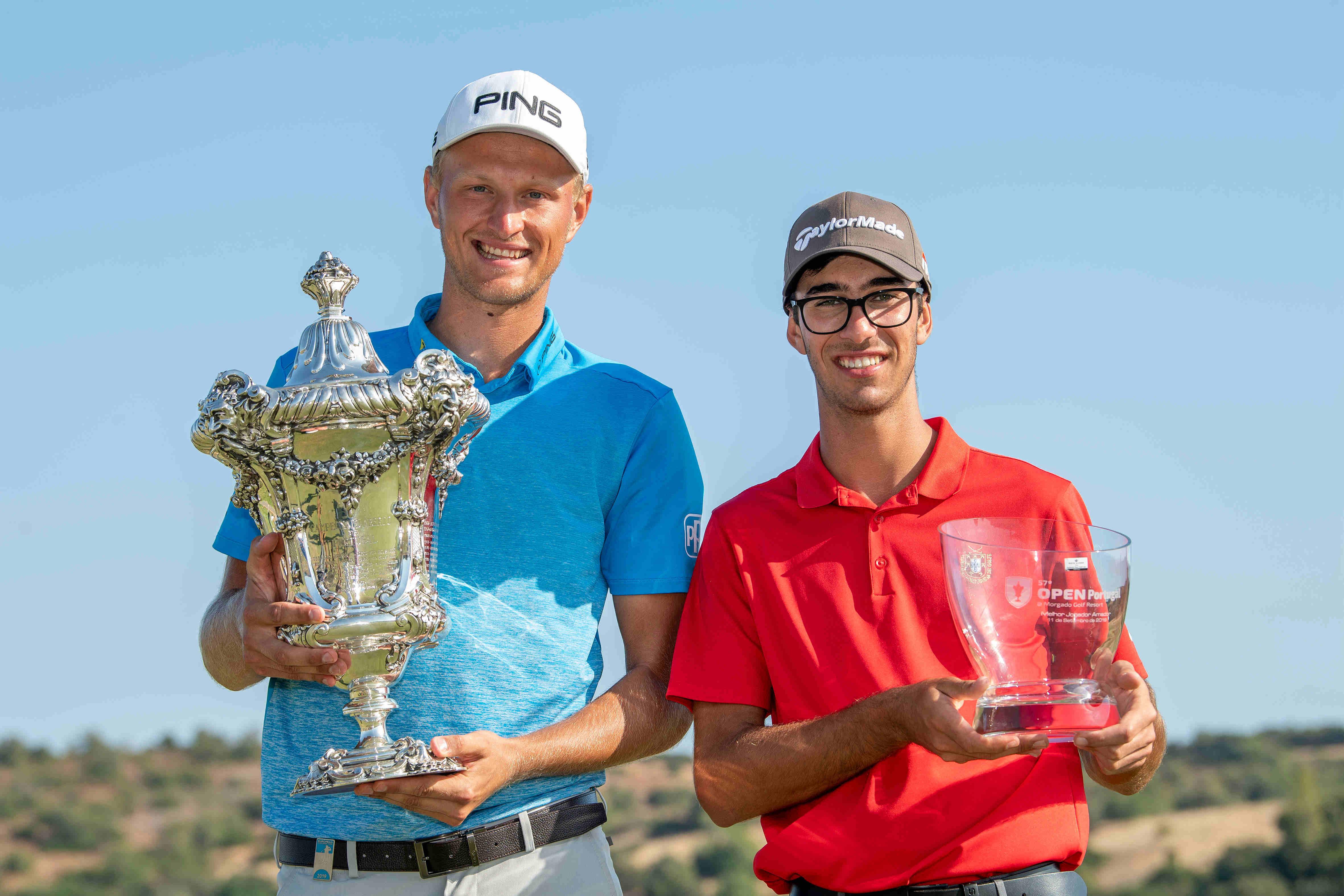 57.º Open de Portugal @ Morgado Golf Resort – FILIPE LIMA EM 14.º NO TORNEIO E NO RANKING ADRIAN MERONK CAMPEÃO
