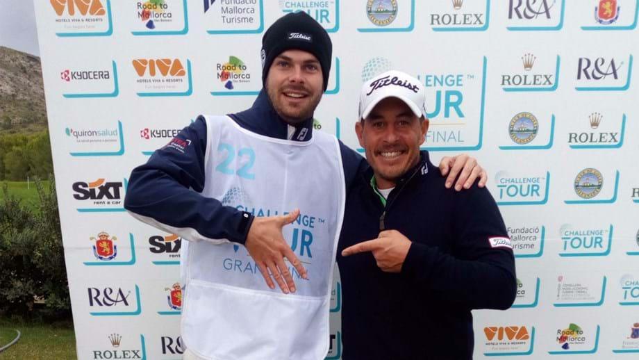 Grande Final do Challenge Tour – Lima o herói do dia e Santos no European Tour