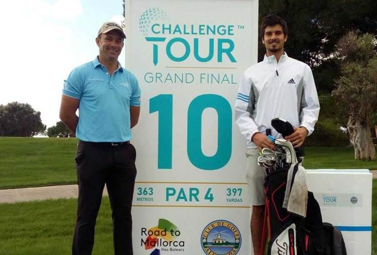 Ricardo Santos e Filipe Lima perseguem sonhos em Maiorca