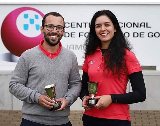 Campeonato Nacional de Pares Mistos – Gonçalo Costa e Rita Félix coroados no Jamor