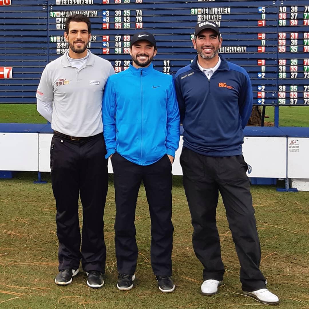 Tomás Bessa e Tiago Cruz Conquistam o Cartão de Membros do Alps Tour Golf 2020