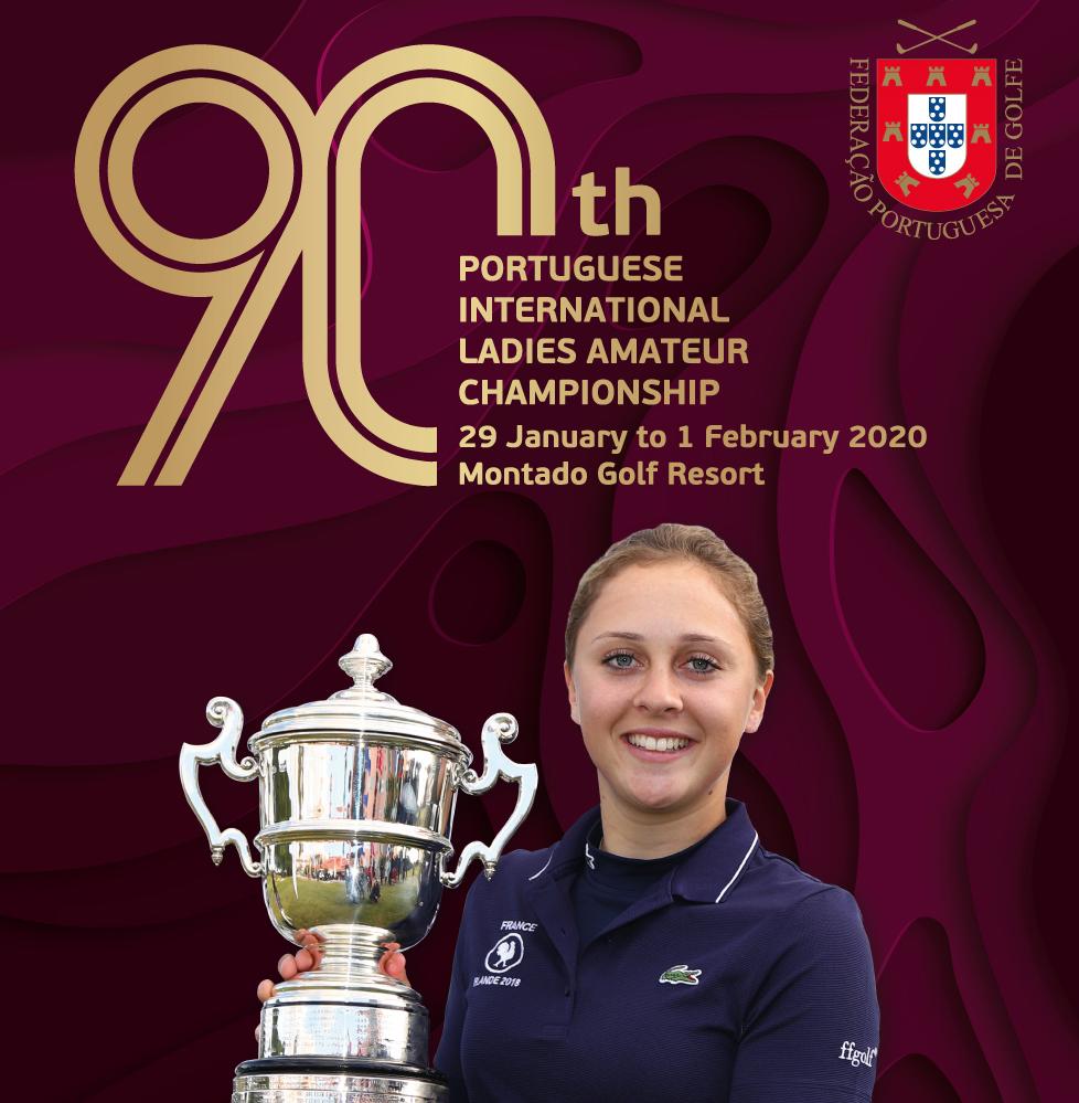 90º Internacional Amador de Senhoras de Portugal na rota de qualificação para Seleção Europeia da Junior Ryder Cup