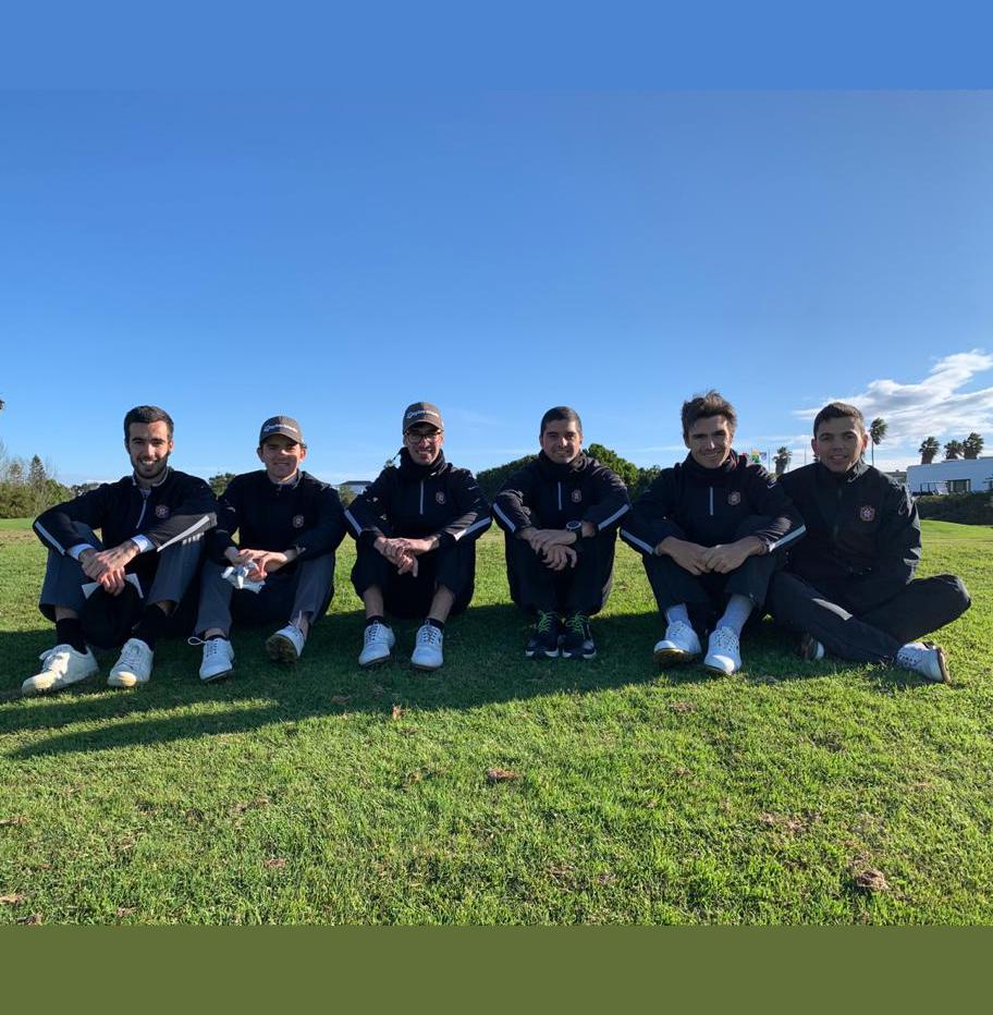 III Match Internacional Octogonal – Seleção Nacional em Espanha para III Match Internacional Octogonal