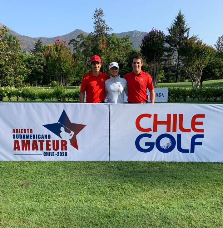 XV South American Amateur Championship – Pedro Lencart foi 24.º no Chile, Sara Gouveia 35.ª