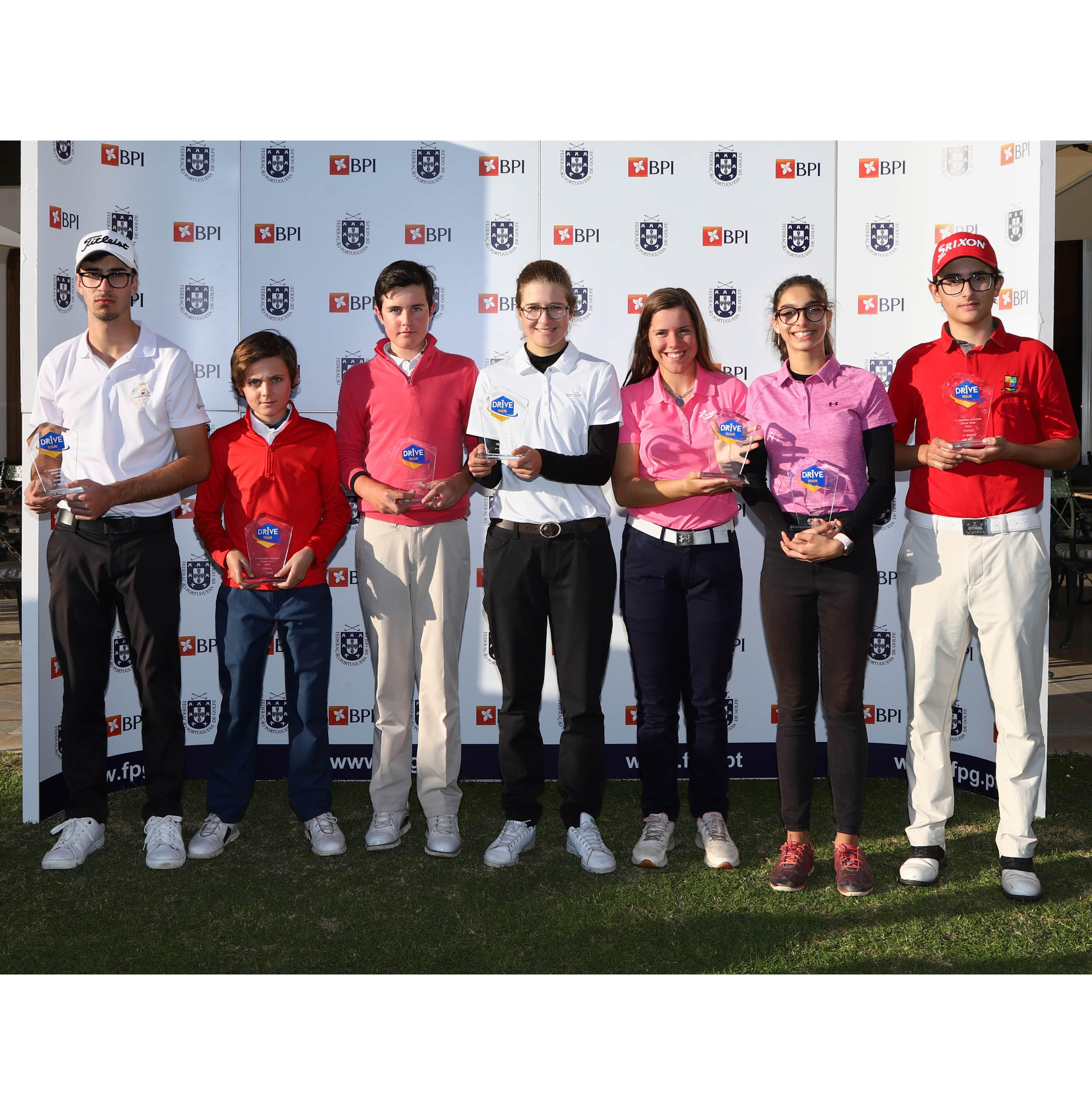 1.º Torneio Drive Tour – Campeonato Nacional de Jovens – Três play-offs no arranque da época nacional