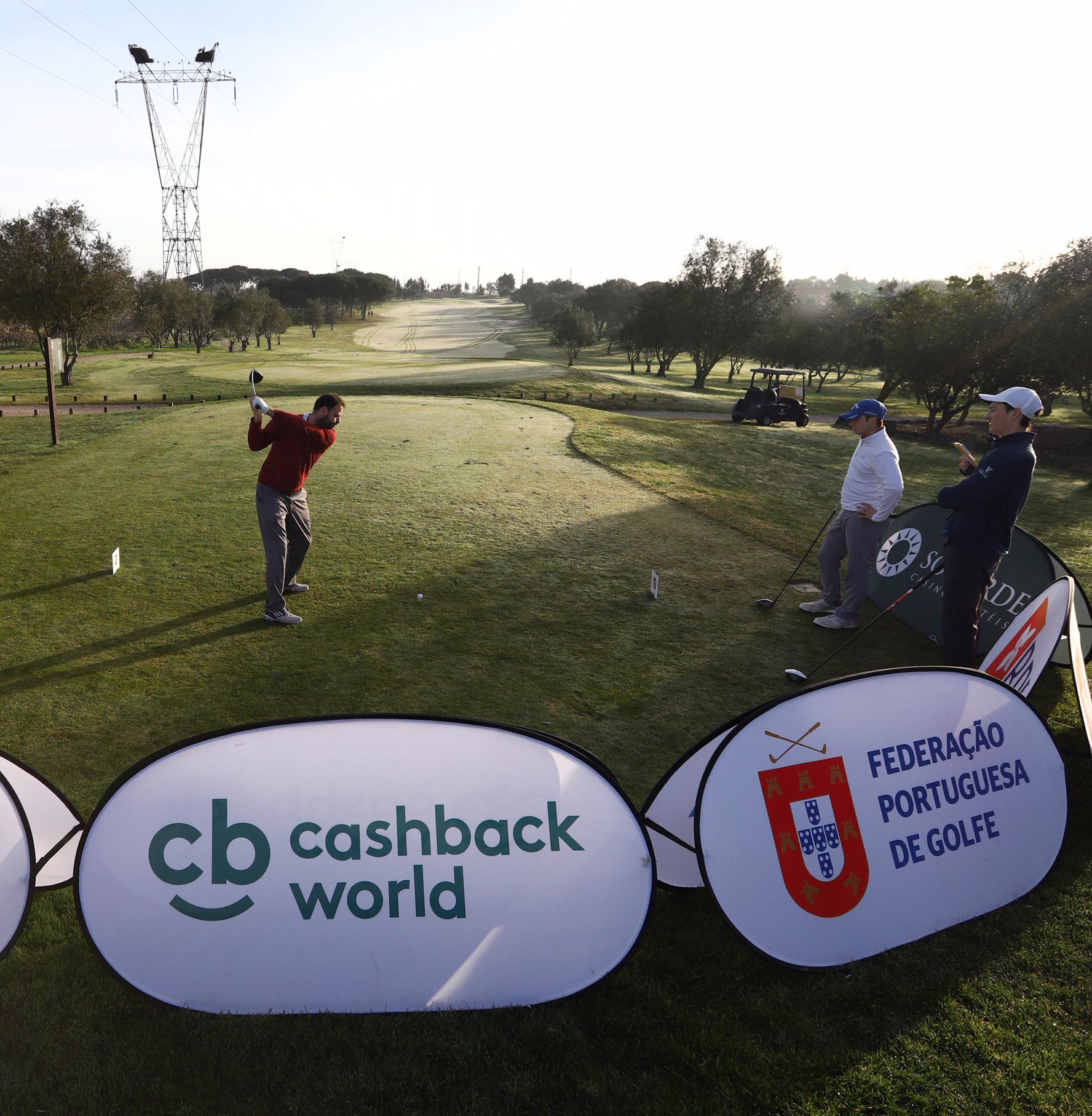 Circuito CashBack World – Pedro Lencart e Sofia Barroso Sá dão o mote no Montado