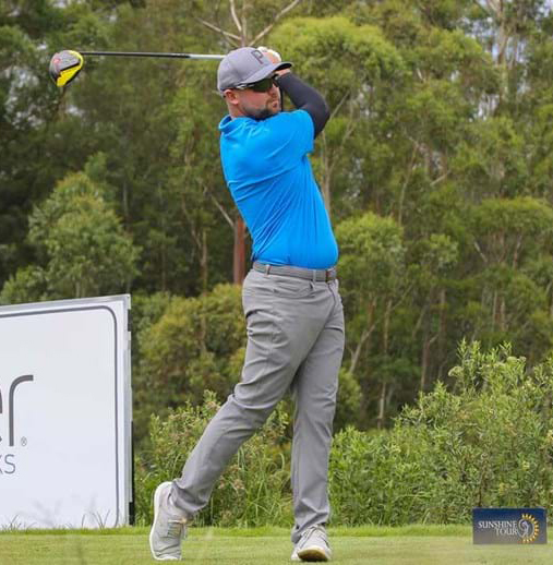 Stephen Ferreira apura-se para o The Tour Championship do Sunshine Tour