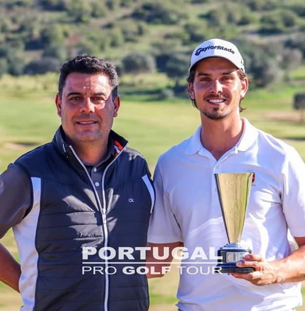 Portugal Pro Golf Tour – Vítor Lopes vence Morgado Classic