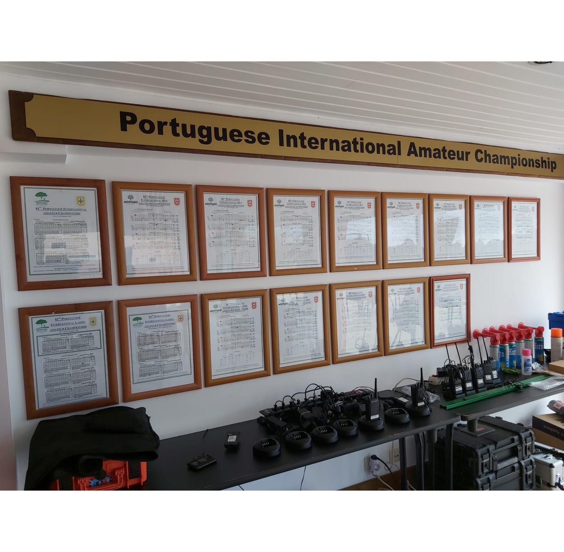 90th Portuguese International Amateur Championship – Moral e confiança em alta mas os pés assentes na terra