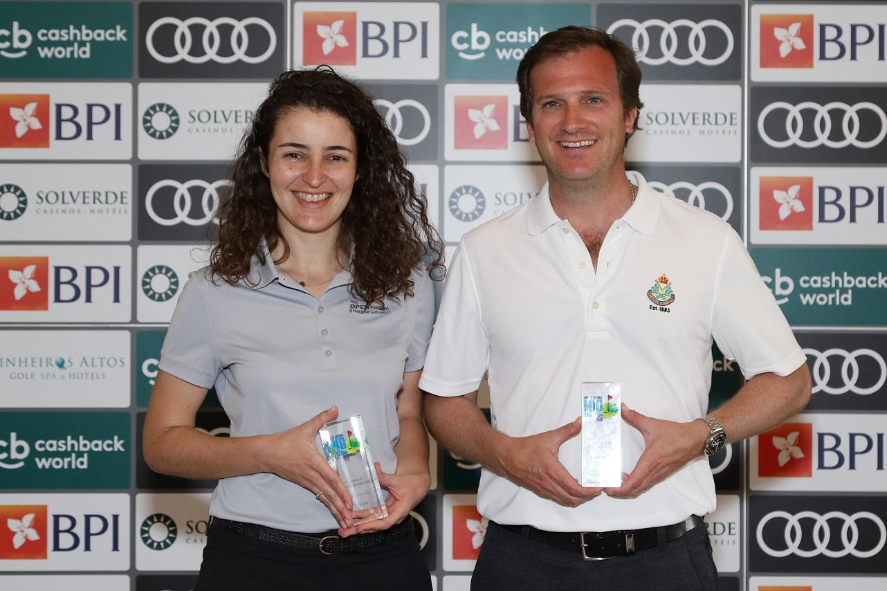 Circuito Nacional de Mid-Amateur – Antigos campeões nacionais absolutos foram padrinhos perfeitos no 1.º Torneio