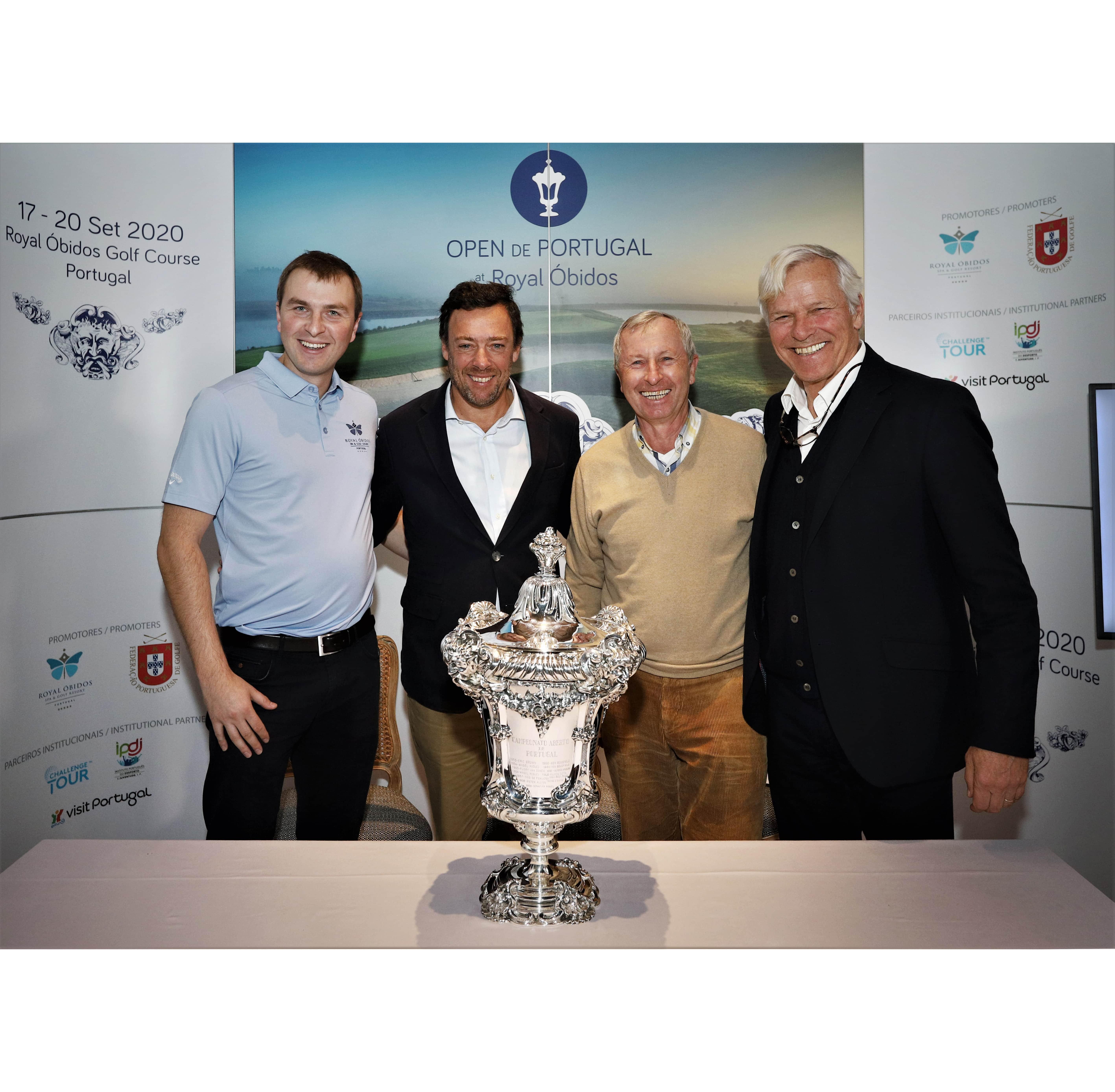 58.º Open de Portugal at Royal Óbidos – Open de Portugal volta a integrar calendário do European Tour