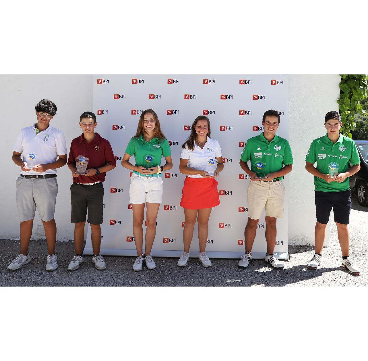 4.º Torneio Drive Tour – Jovens craques mostram-se em várias frentes