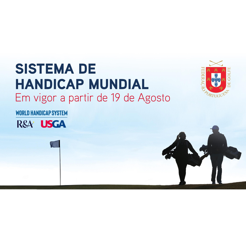 Sistema de Handicap Mundial – Planeamento e datas de entrada em vigor do Sistema de Handicap Mundial