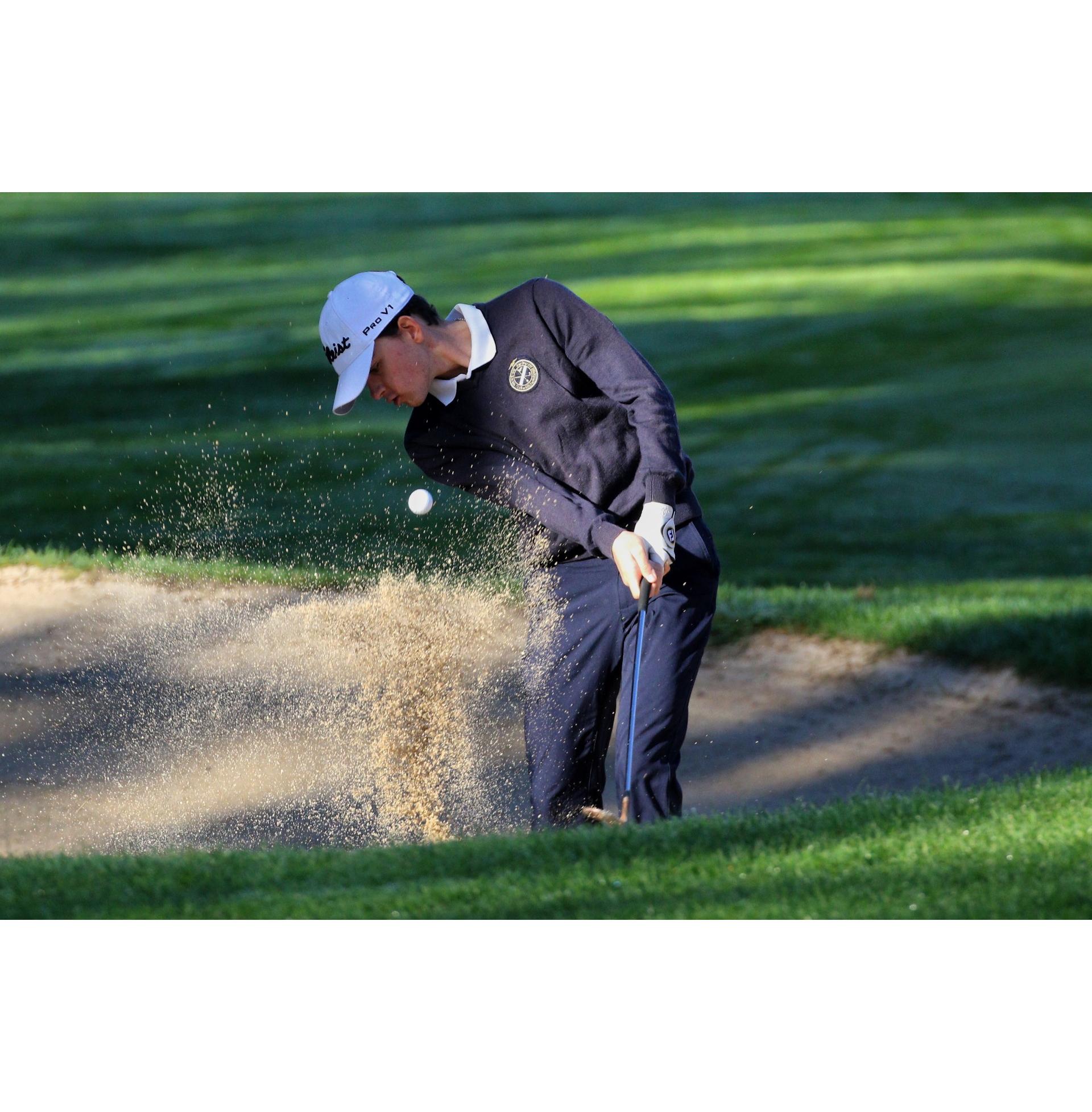 U.S. Amateur Championship – Dani joga play-off para seguir em frente