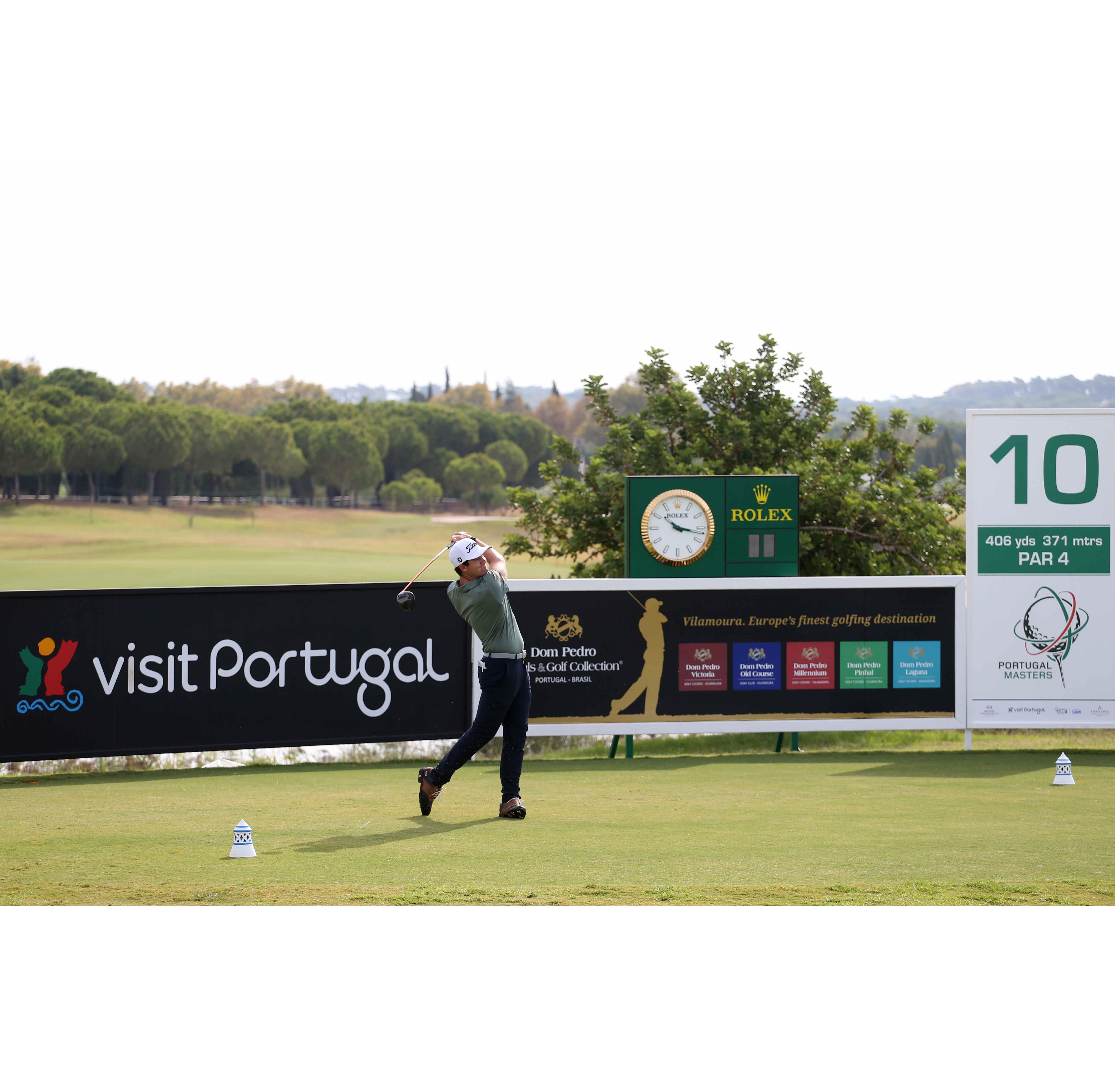 14º Portugal Masters – SÓ RICARDO MELO GOUVEIA SUBIU NA CLASSIFICAÇÃO