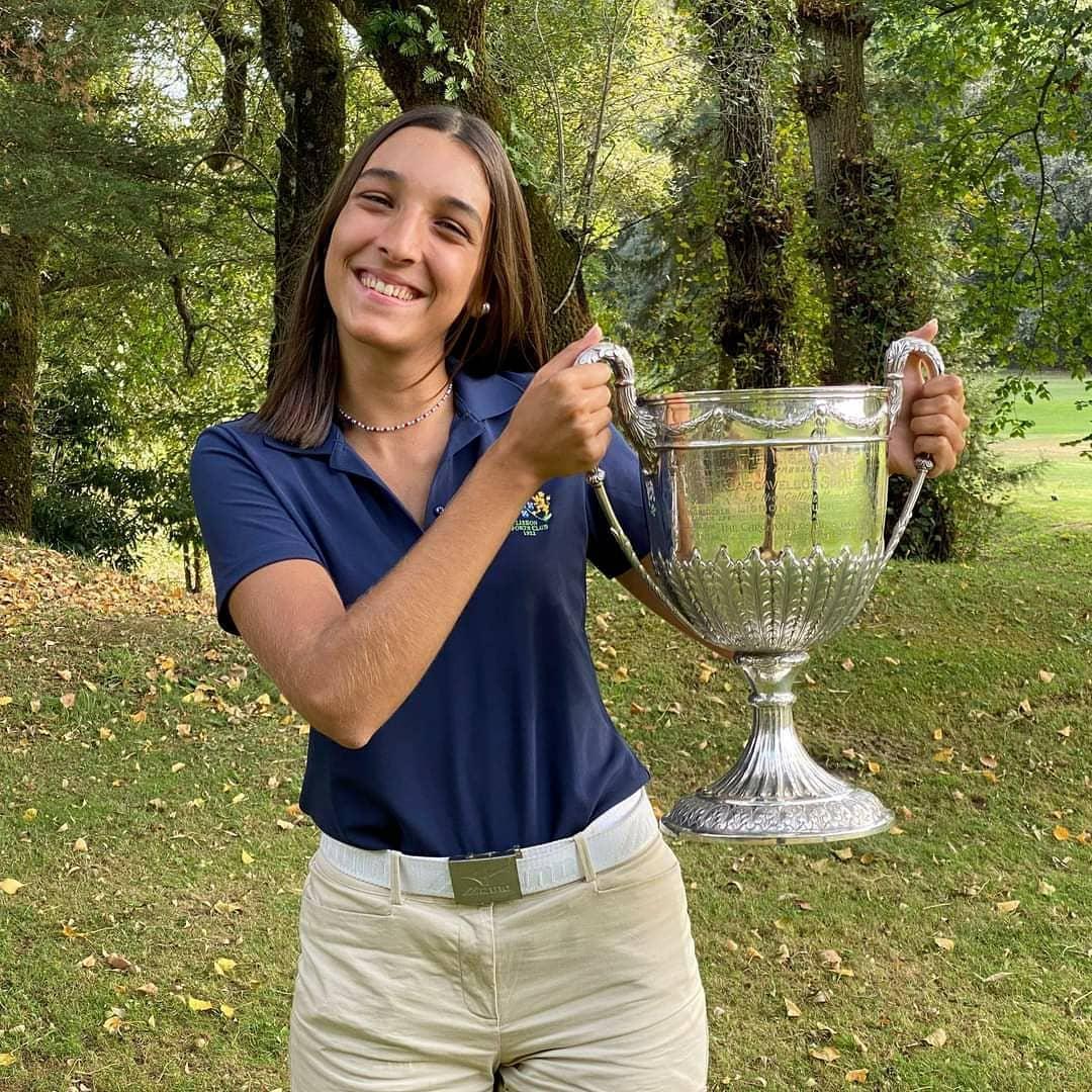 103.ª Lisbon Cup – Laura Oliveira vence troféu centenário