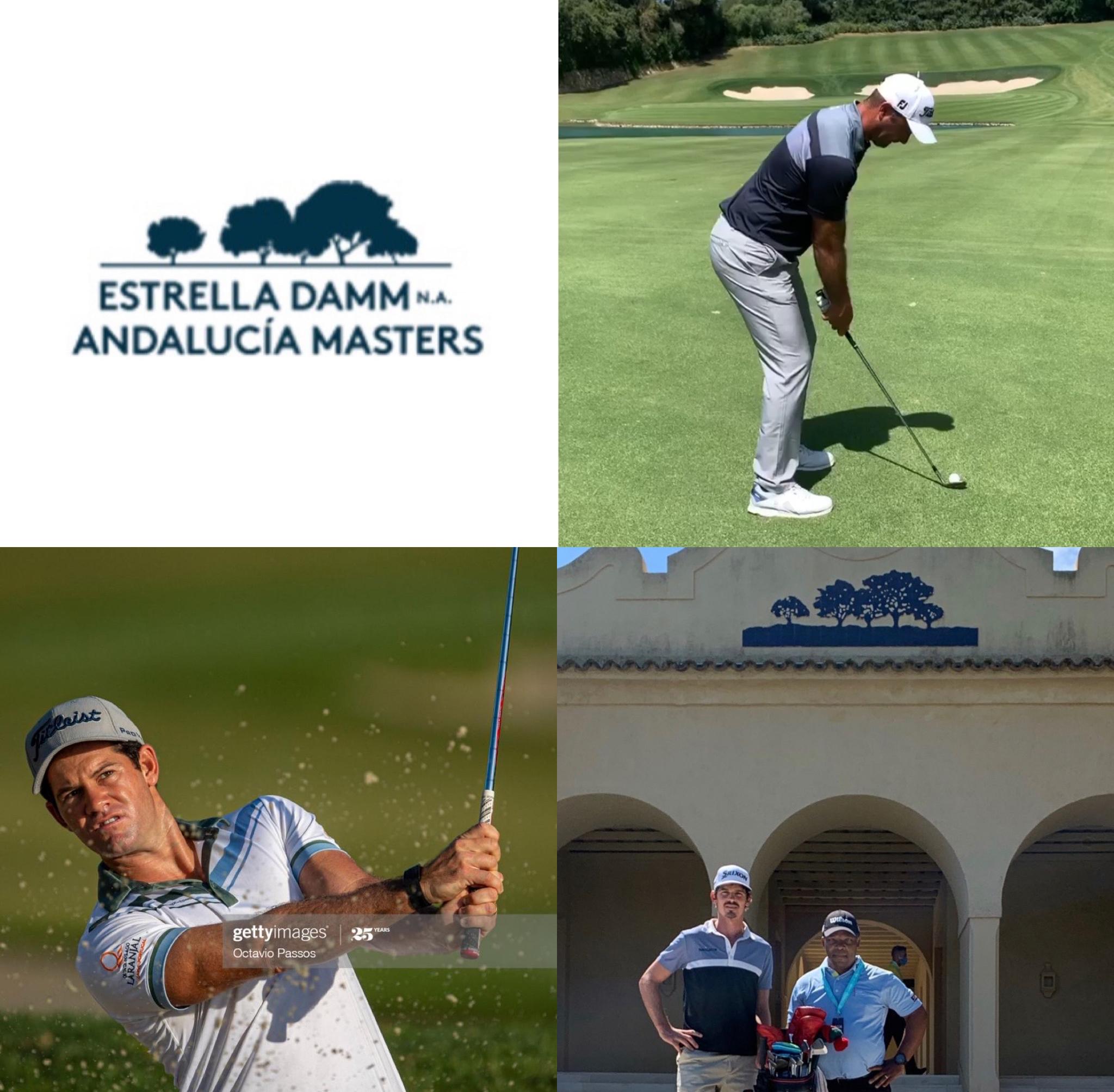 Estrella Damm N.A. Andalucia Masters – Melo Gouveia e Figueiredo fortes sob condições adversas em Valderrama