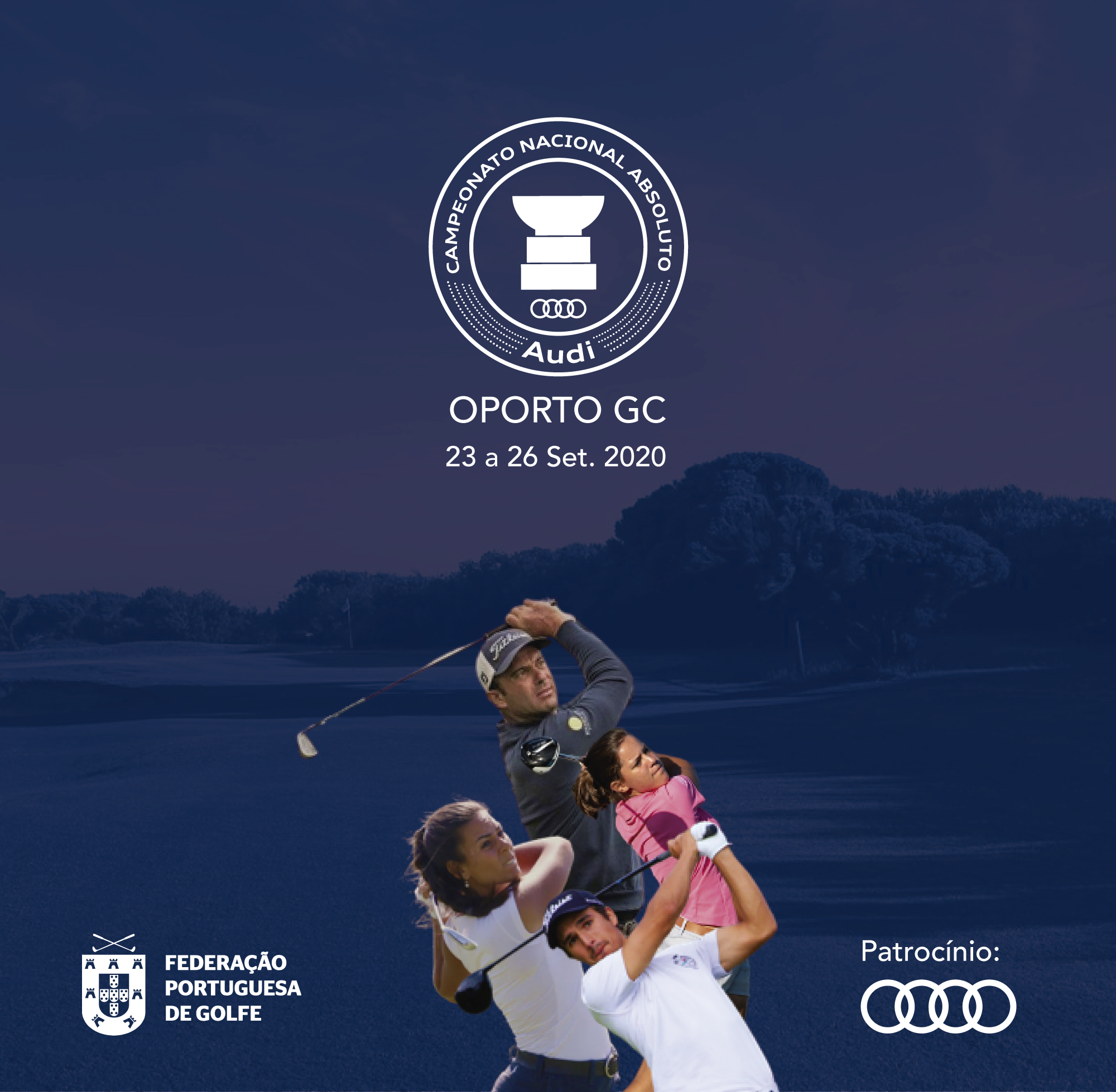 Campeonato Nacional Absoluto Audi – TORNEIO HISTÓRICO INICIA NOVA ERA NO GOLFE NACIONAL