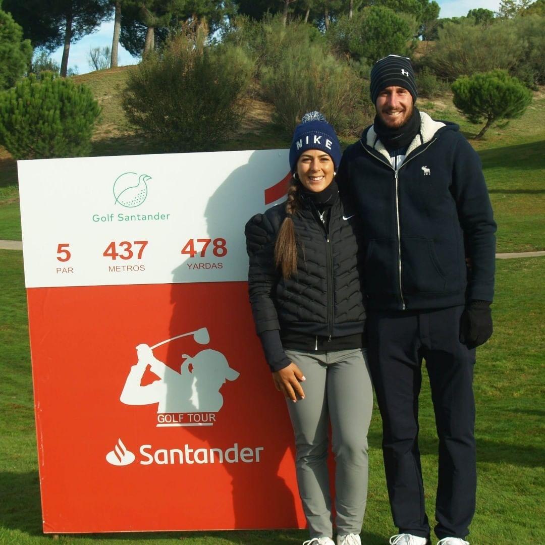 Santander Golf Tour Madrid – Leonor Bessa encerra melhor época como profissional