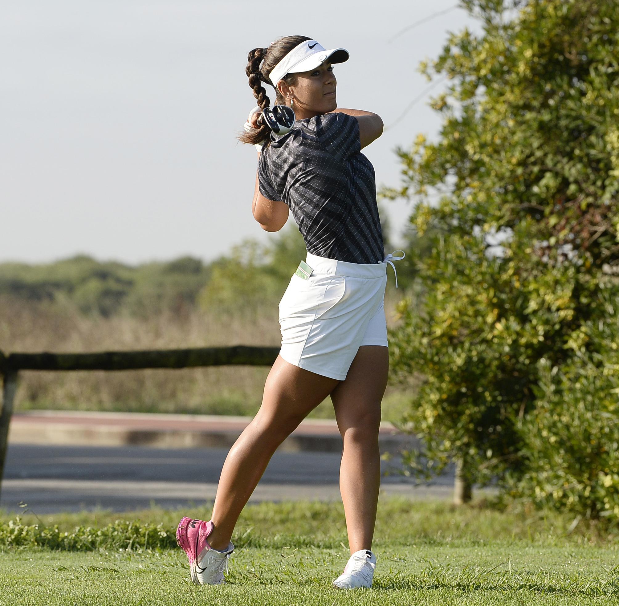 Santander Golf Tour Lauro – Leonor Bessa obtém marca histórica para o Golfe Nacional