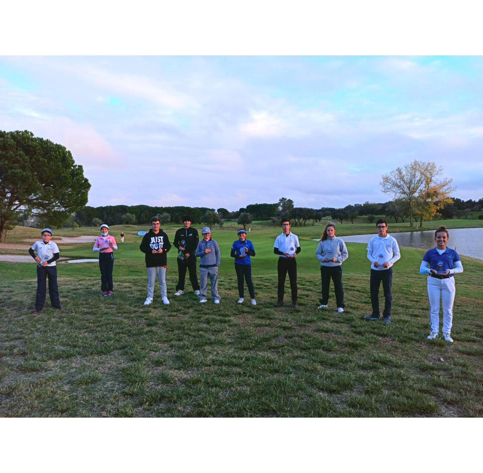 6.º Torneio Drive Tour – Montado foi teste para jovens atletas