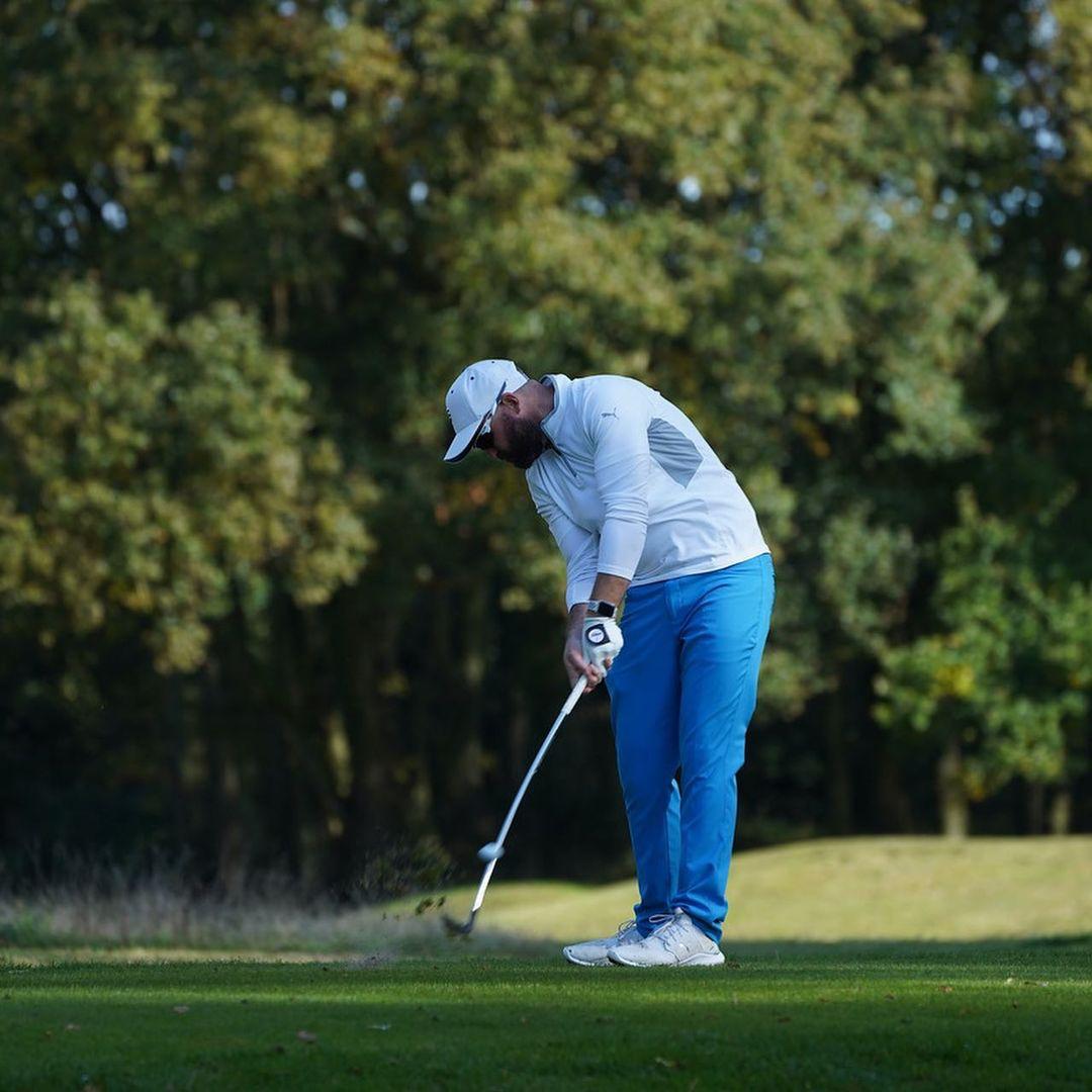 South African Open – Stephen Ferreira segue na 13.ª posição no Open de golfe da África do Sul