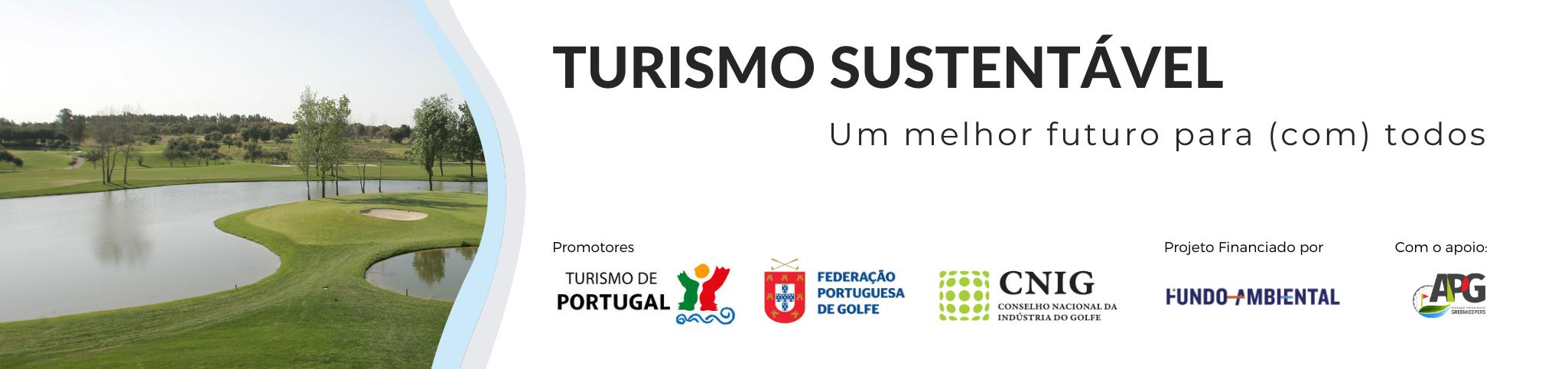 Eficiência hídrica nos campos de golfe em Portugal