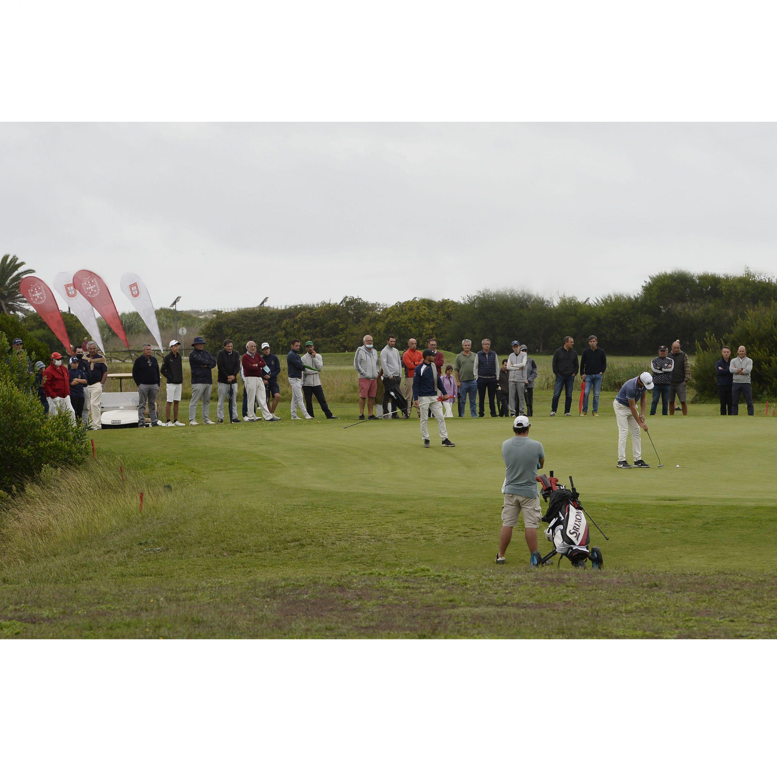 Novo figurino do Circuito da Federação Portuguesa de Golfe junta Amadores e Profissionais