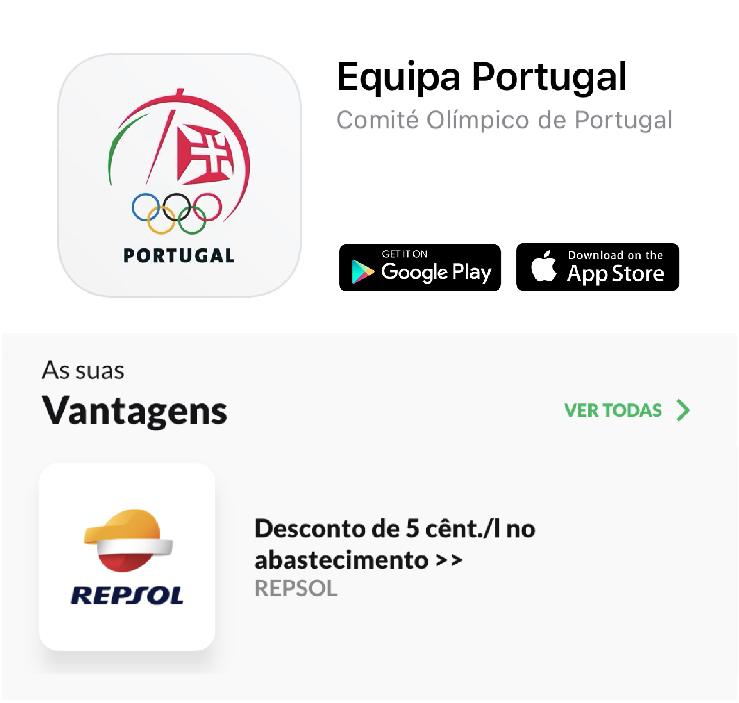 FPG junta-se ao Comité Olímpico Portugal na promoção da App Equipa Portugal