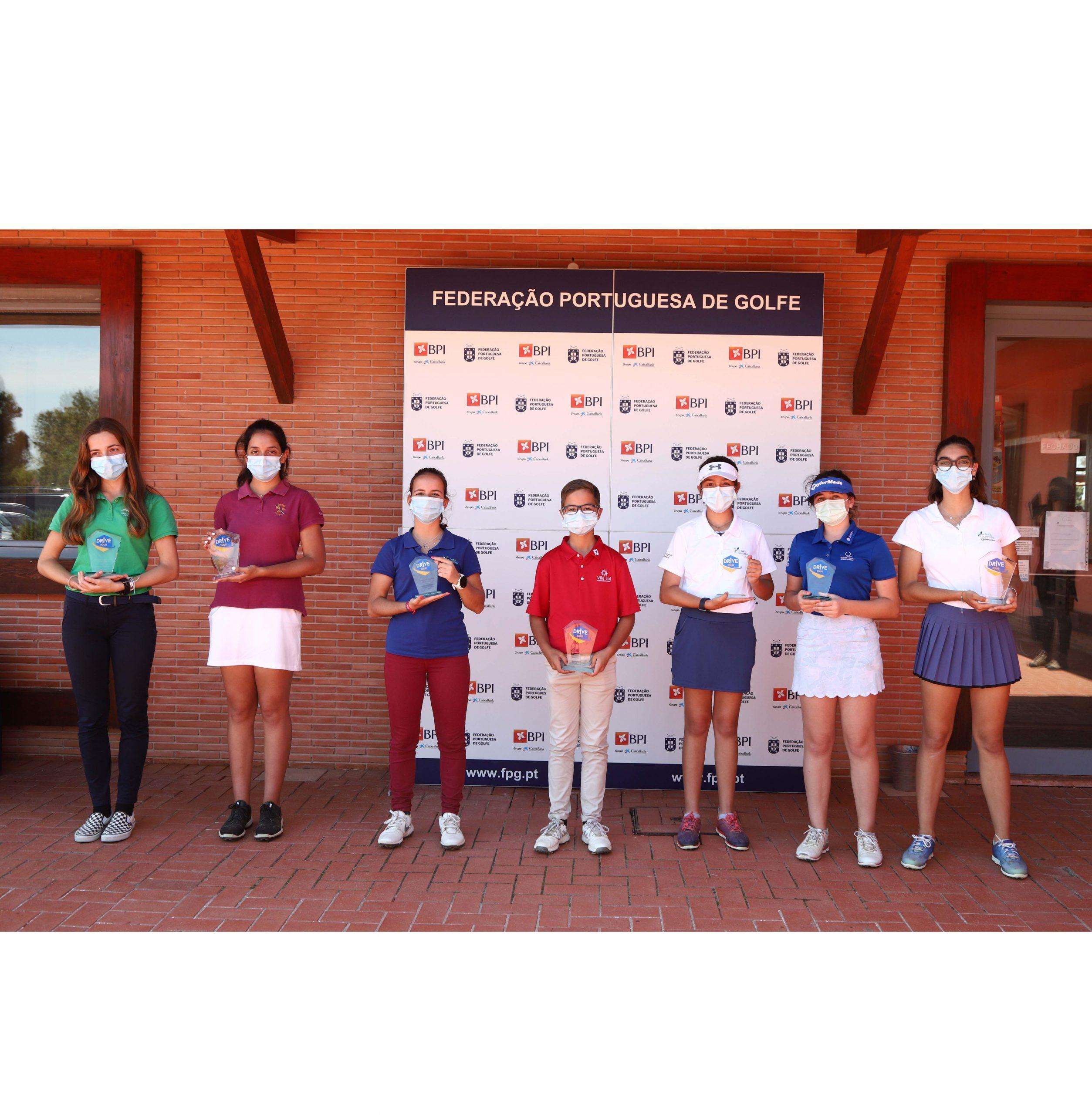 1º Torneio do Drive Tour marca o regresso do Campeonato Nacional de Jovens 2021