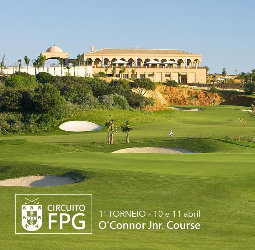O renovado Circuito da Federação Portuguesa de Golfe arranca no Algarve com os melhores Profissionais e Amadores nacionais