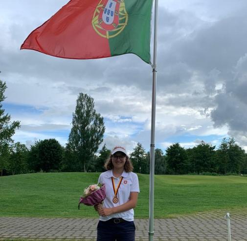 Sofia Barroso Sá sagra-se Vice-Campeã do 17th German Boys & Girls Open!