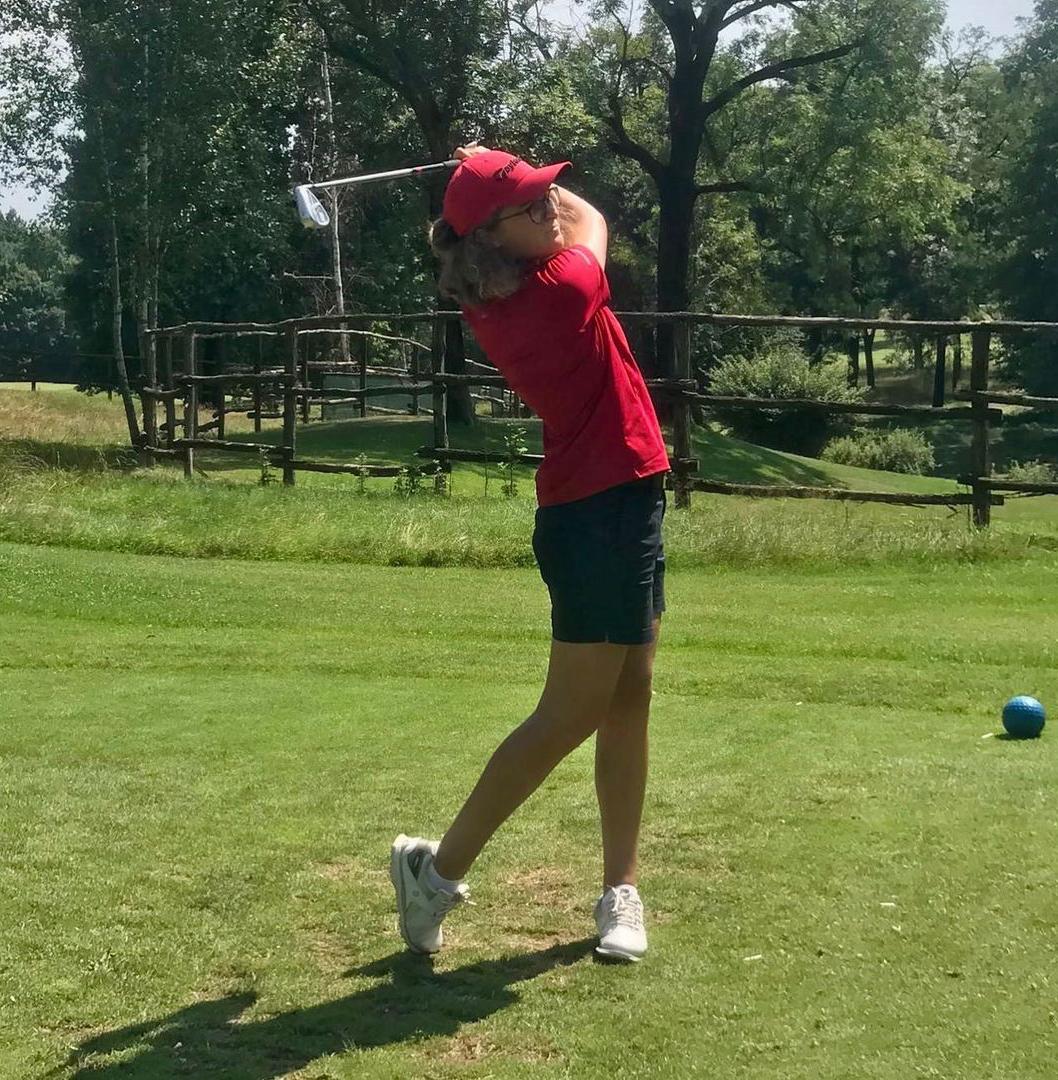 Leonor Medeiros e Sofia Barroso Sá despedem-se do 2021 European Ladies' Amateur Championship