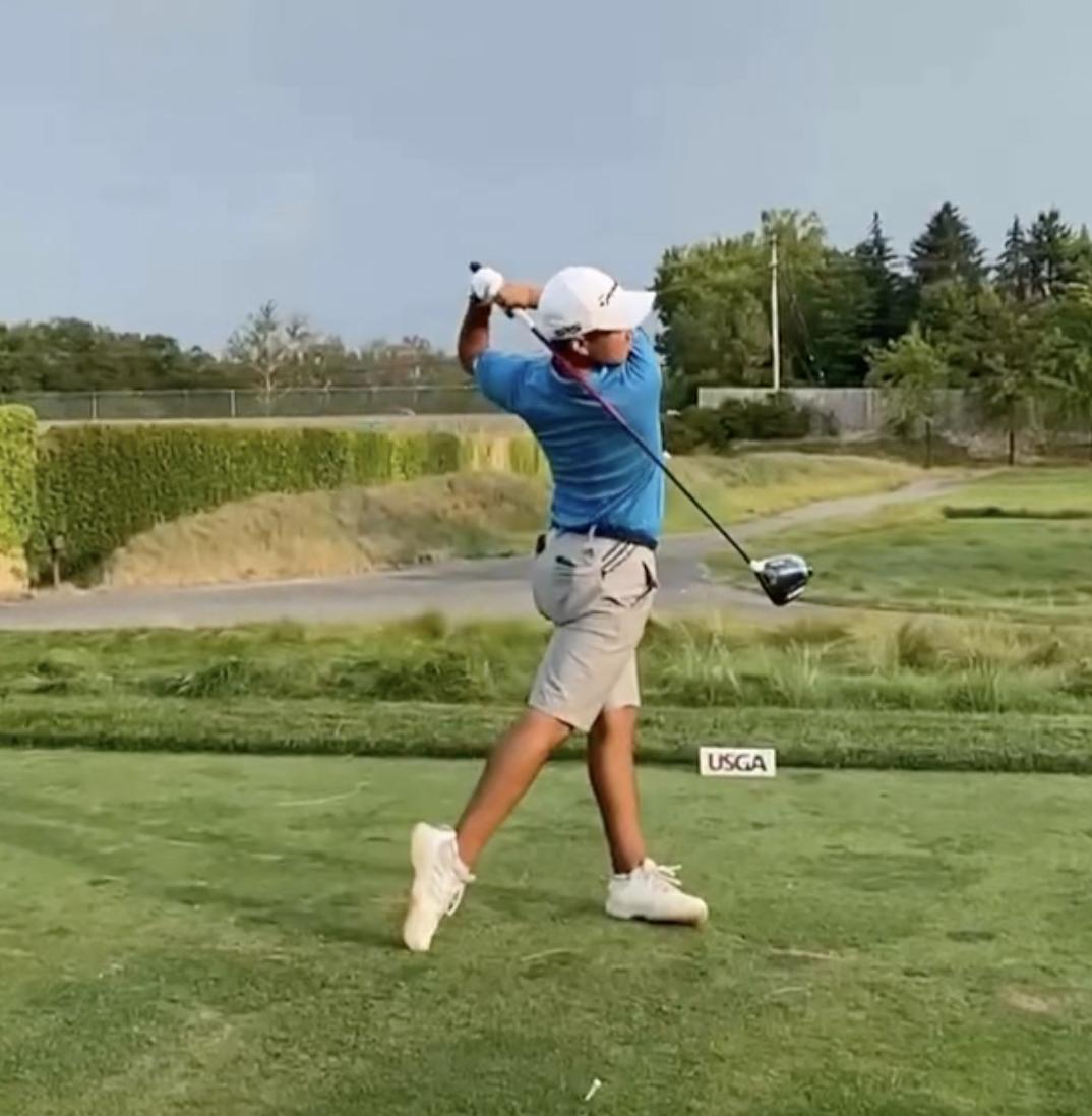 Francisco Matos Coelho estreia-se no U.S. Amateur Championship