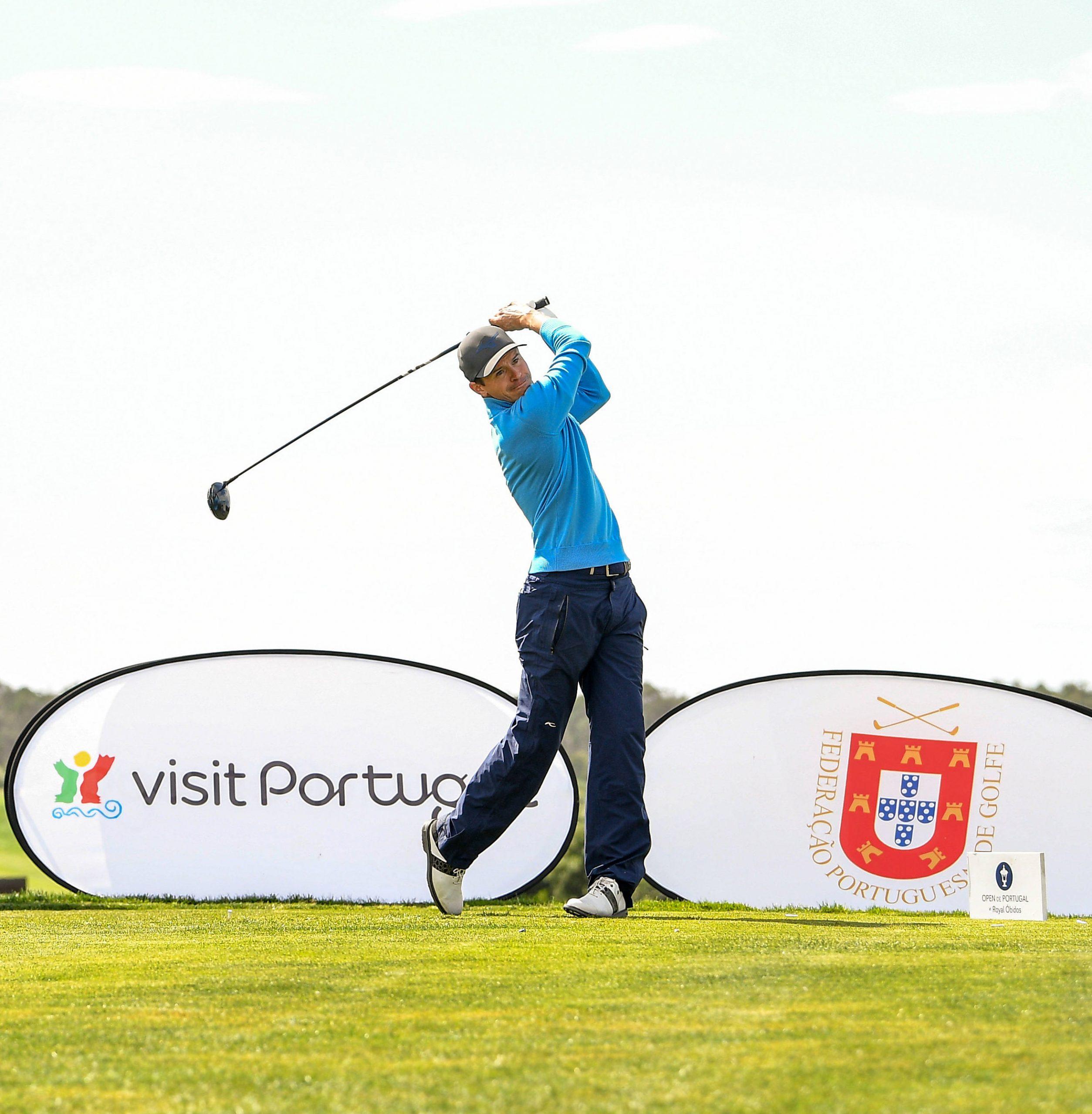 59.º Open de Portugal at Royal Óbidos – PEDRO FIGUEIREDO E MIGUEL GASPAR NO TOP-25 EM DIA DE RECORDE DO CAMPO