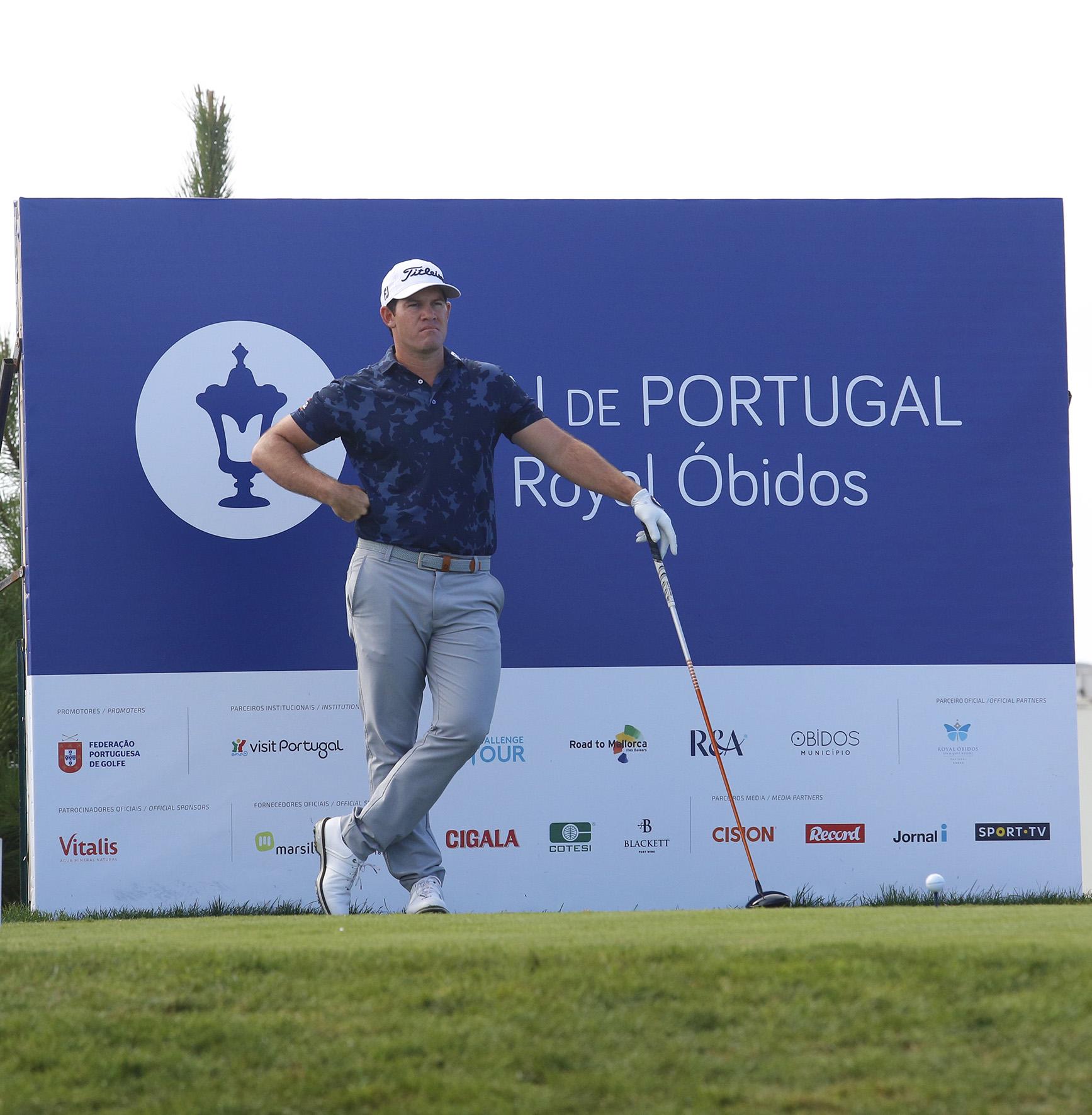 59.º Open de Portugal at Royal Óbidos – RICARDO MELO GOUVEIA NO TOP-15 PEDRO FIGUEIREDO NO TOP-20 MARCEL SCHNEIDER INSPIRADO