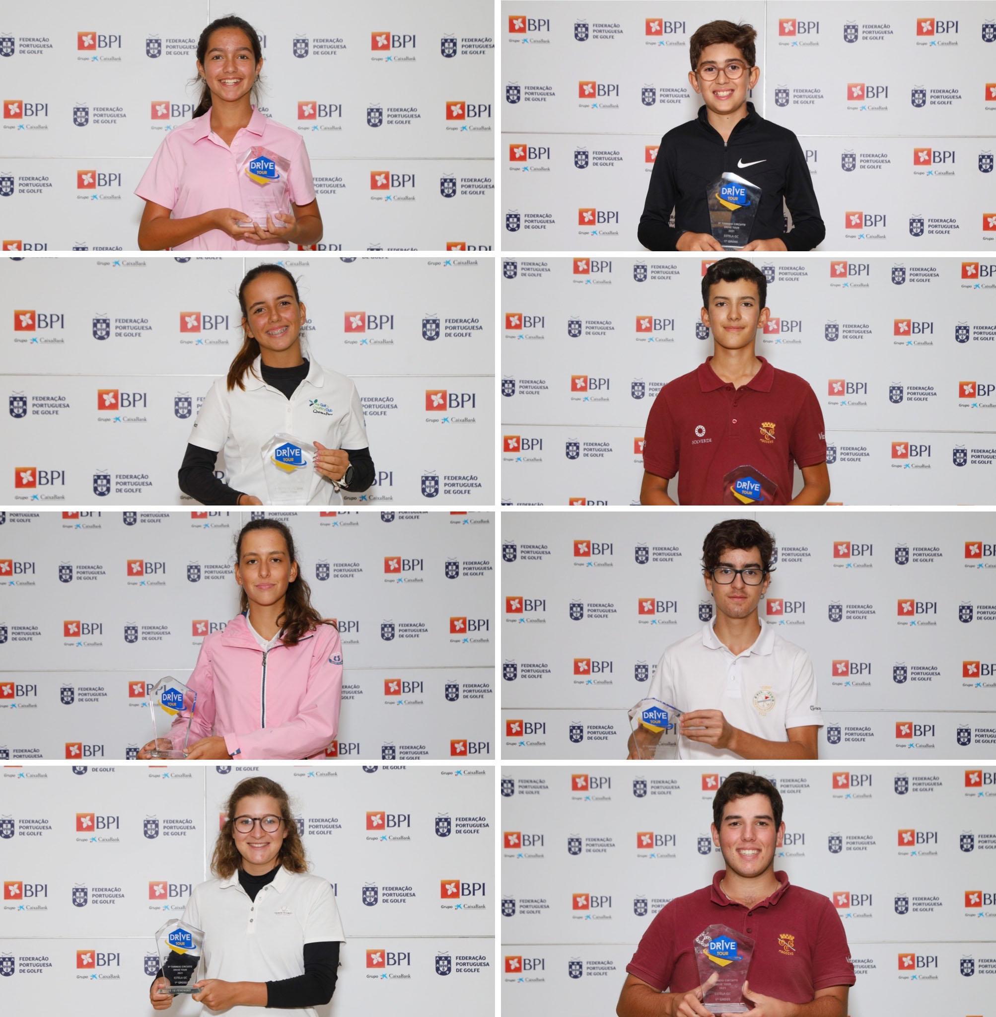 5.º Torneio do Circuito Drive Tour – Campeonato Nacional de Jovens
