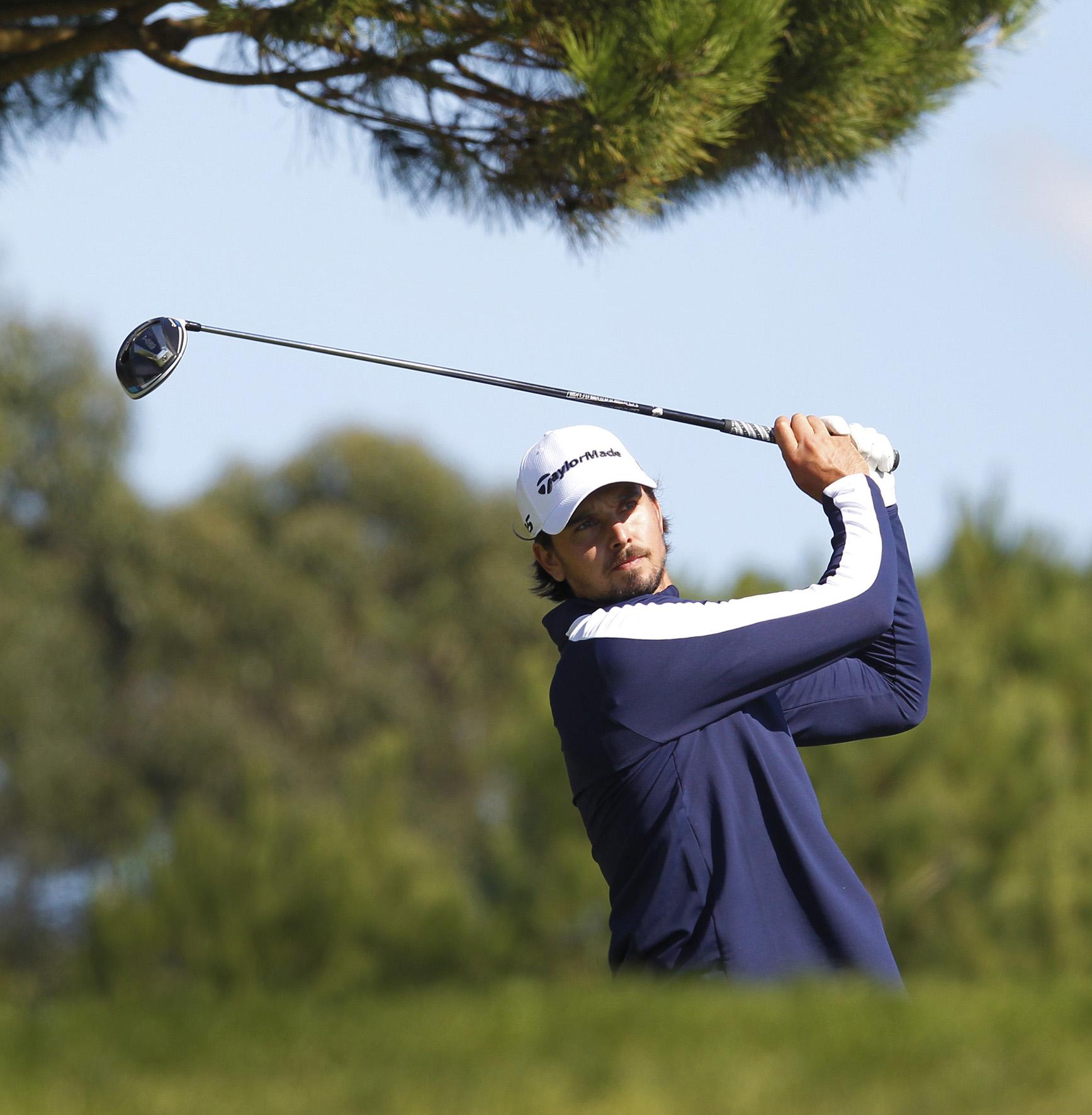 Vitor Lopes acaba o Golf Nazionale Alps Open no 12.º lugar